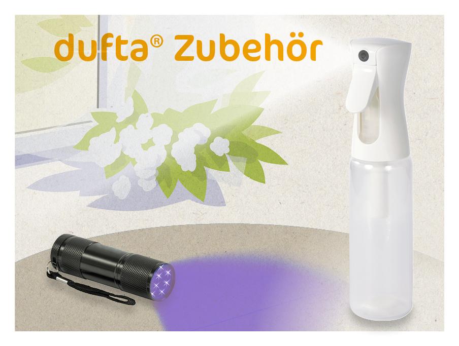 Dufta Geruchentferner für Räume